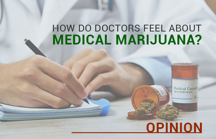 How do Doctors Feel About Medical Marijuana