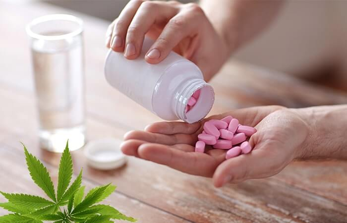 Can Cannabis Replace Anti-Anxiety Pills?